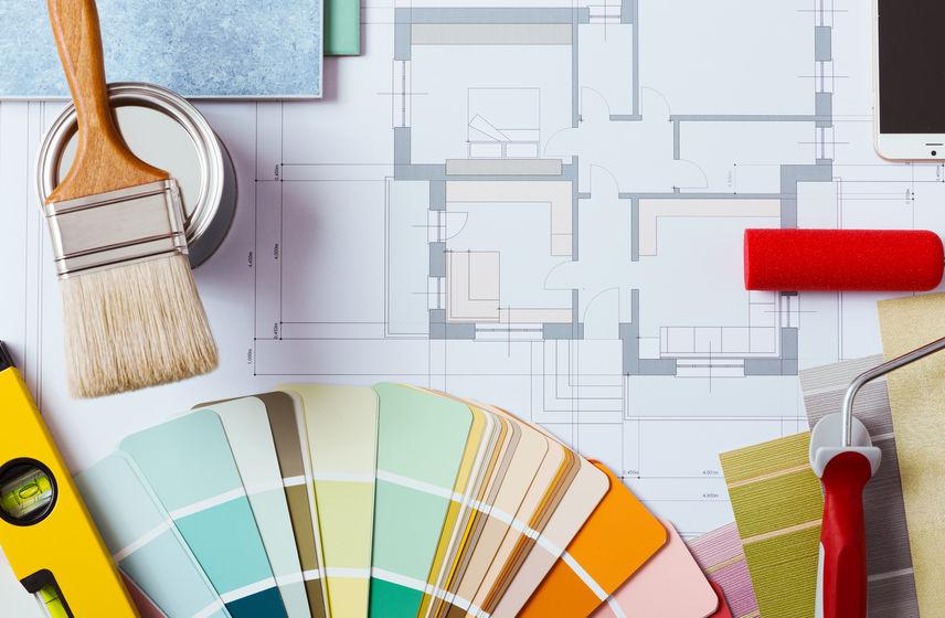 Décoration - quel mur peindre en quelle couleur