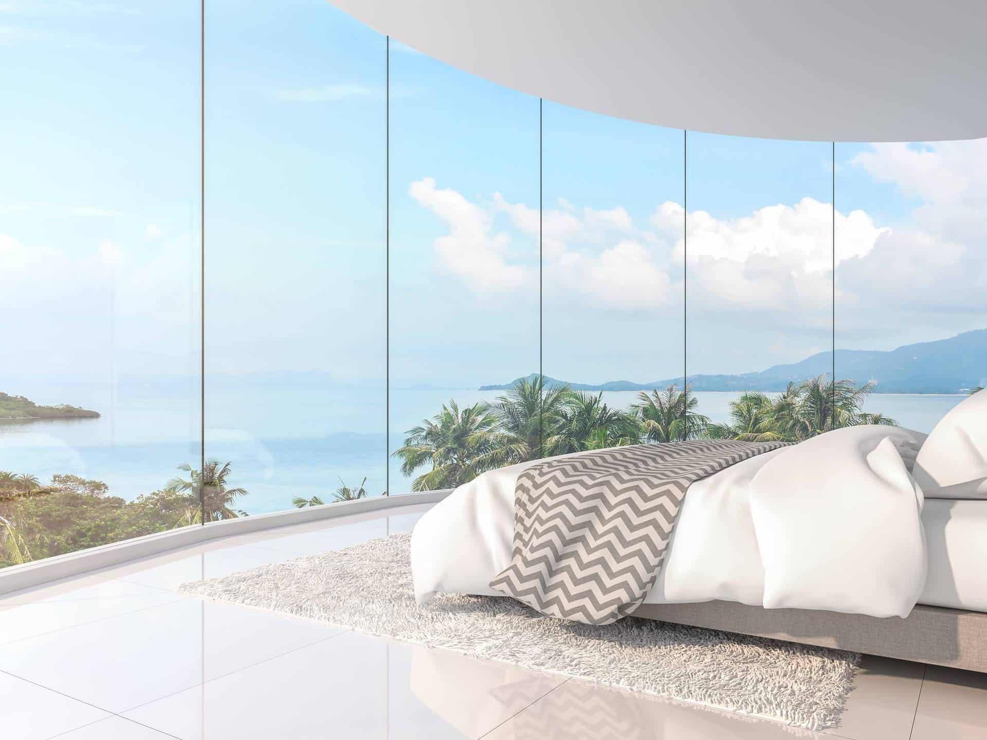 Maison d'architecte avec belle sur Cannes