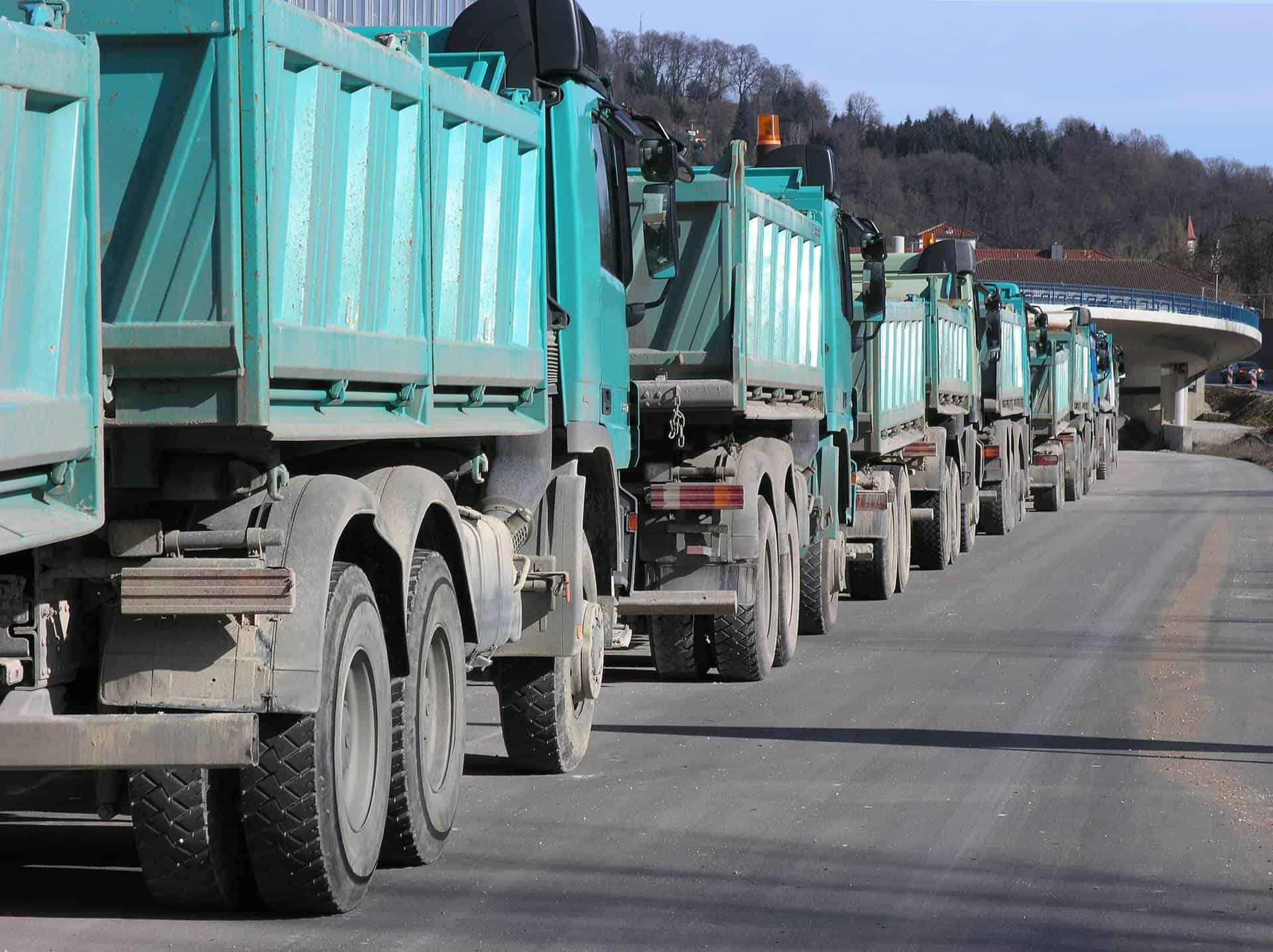 transport évacuation gestion des déchets